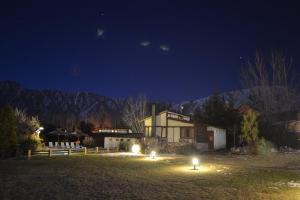 Cabañas Rio Mendoza, Lodge  Cacheuta - big - 19