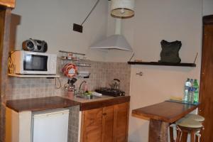 Cabañas Rio Mendoza, Lodge  Cacheuta - big - 17