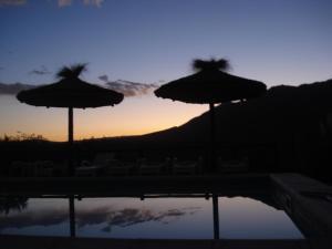 Cabañas Rio Mendoza, Lodge  Cacheuta - big - 5