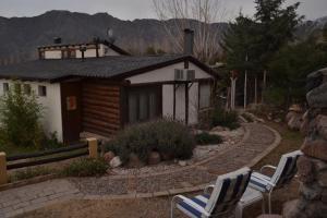 Cabañas Rio Mendoza, Lodge  Cacheuta - big - 14