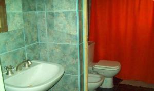 Cabañas Espejos del Rio, Lodge  San Rafael - big - 4