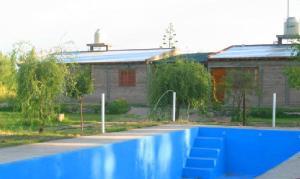 Cabañas Espejos del Rio, Lodge  San Rafael - big - 14