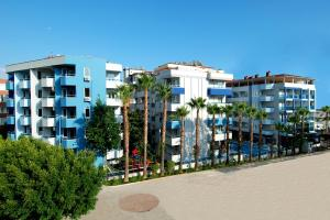 Kleopatra Ramira Hotel - All Inclusive, Hotely  Alanya - big - 69