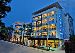 Kleopatra Ramira Hotel - All Inclusive, Отели  Алания - big - 1