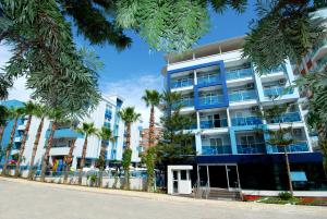 Kleopatra Ramira Hotel - All Inclusive, Hotely  Alanya - big - 68