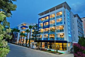Kleopatra Ramira Hotel - All Inclusive, Hotely  Alanya - big - 65