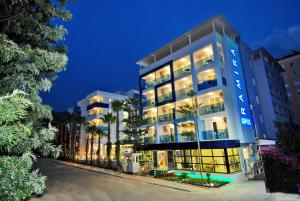 Kleopatra Ramira Hotel - All Inclusive, Hotely  Alanya - big - 66
