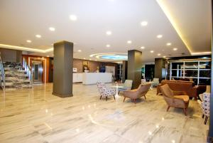 Kleopatra Ramira Hotel - All Inclusive, Отели  Алания - big - 60