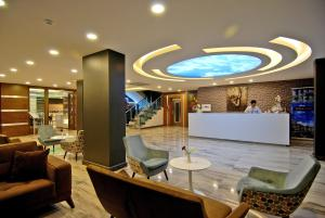 Kleopatra Ramira Hotel - All Inclusive, Hotely  Alanya - big - 64