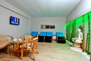 Kleopatra Ramira Hotel - All Inclusive, Отели  Алания - big - 56