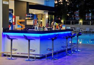 Kleopatra Ramira Hotel - All Inclusive, Hotely  Alanya - big - 47