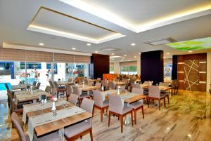 Kleopatra Ramira Hotel - All Inclusive, Hotely  Alanya - big - 54