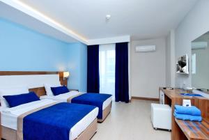 Kleopatra Ramira Hotel - All Inclusive, Hotely  Alanya - big - 13