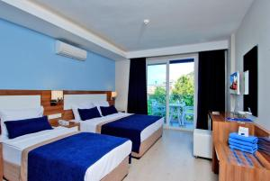 Kleopatra Ramira Hotel - All Inclusive, Hotely  Alanya - big - 12
