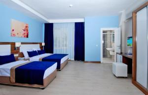 Kleopatra Ramira Hotel - All Inclusive, Отели  Алания - big - 11