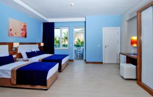 Kleopatra Ramira Hotel - All Inclusive, Hotely  Alanya - big - 9