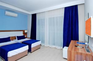 Kleopatra Ramira Hotel - All Inclusive, Отели  Алания - big - 7
