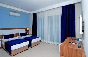 Kleopatra Ramira Hotel - All Inclusive, Hotely  Alanya - big - 72