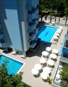Kleopatra Ramira Hotel - All Inclusive, Hotely  Alanya - big - 74