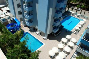Kleopatra Ramira Hotel - All Inclusive, Отели  Алания - big - 55