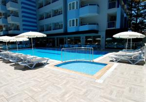 Kleopatra Ramira Hotel - All Inclusive, Hotely  Alanya - big - 35