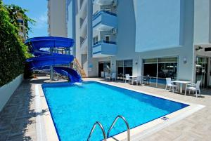 Kleopatra Ramira Hotel - All Inclusive, Отели  Алания - big - 39