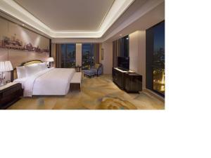 Wanda Vista Tianjin, Hotely  Tianjin - big - 6
