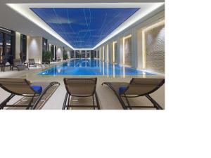 Wanda Vista Tianjin, Hotely  Tianjin - big - 4