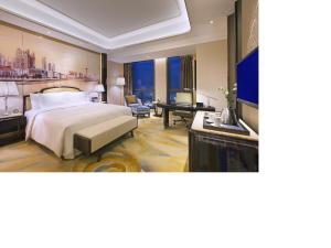 Wanda Vista Tianjin, Hotely  Tianjin - big - 7