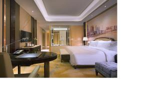 Wanda Vista Tianjin, Hotels  Tianjin - big - 9