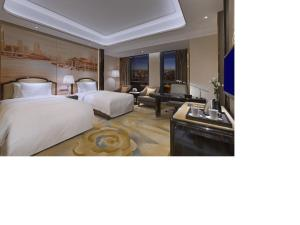 Wanda Vista Tianjin, Hotely  Tianjin - big - 8