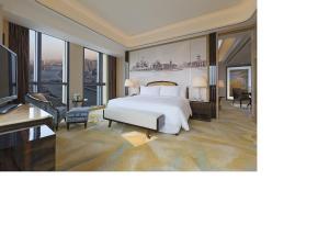 Wanda Vista Tianjin, Hotels  Tianjin - big - 10