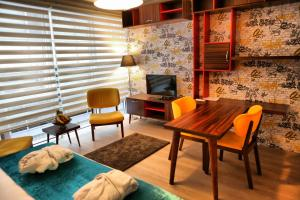 Chakra Suites Levent-Metro, Apartmánové hotely  Istanbul - big - 5