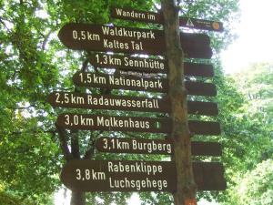 Harzburger Ferienwohnung, Apartmány  Bad Harzburg - big - 6