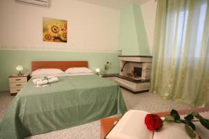 A Casa Di Giordy, Panziók  Castro di Lecce - big - 12
