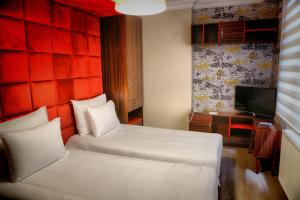 Chakra Suites Levent-Metro, Apartmánové hotely  Istanbul - big - 13