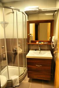 Chakra Suites Levent-Metro, Apartmánové hotely  Istanbul - big - 19