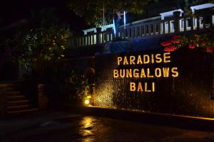 Paradise Bungalows and Restaurant