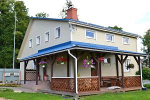 Viesu māja Aveņkrasti, Alloggi in famiglia  Krāslava - big - 1