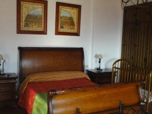 Rancho Los Cuñaos, Ville  El Gastor - big - 3