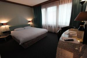 Hotel Club, Hotely  La Chaux-de-Fonds - big - 7