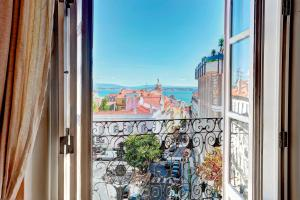 Localtraveling Downtown - Family Apartments, Apartmány  Lisabon - big - 1