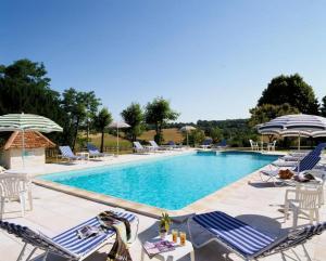 Hôtel Restaurant Le Troubadour, Hotely  Rocamadour - big - 67