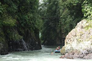 Pacuare River Lodge, Lodges  Bajo Tigre - big - 14