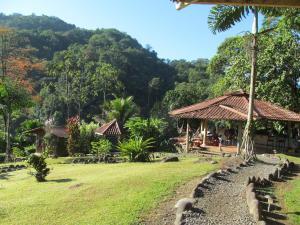 Pacuare River Lodge, Chaty  Bajo Tigre - big - 16
