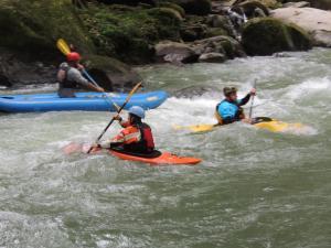 Pacuare River Lodge, Chaty v prírode  Bajo Tigre - big - 17