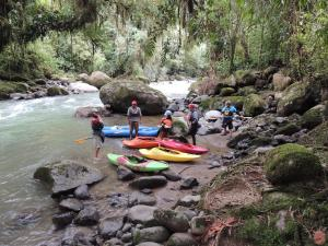 Pacuare River Lodge, Lodges  Bajo Tigre - big - 20