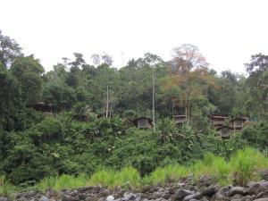 Pacuare River Lodge, Chaty v prírode  Bajo Tigre - big - 19