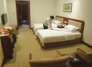 Shandong Jindu Hotel, Отели  Цзинань - big - 14