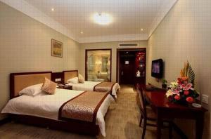 Shandong Jindu Hotel, Отели  Цзинань - big - 7